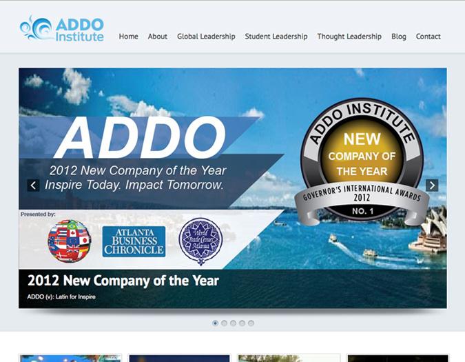 Portfolio Image of ADDO Institute