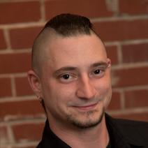 Headshot of Wayne Dugdale