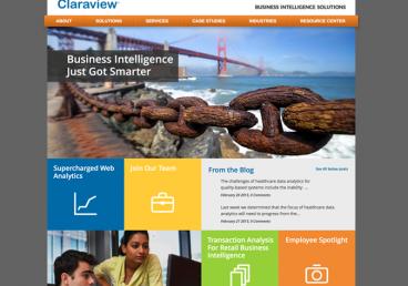 Portfolio Image of Claraview