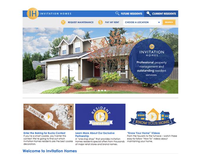 Portfolio Image of Invitation Homes