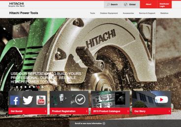 Portfolio image of Hitachi home