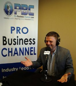 Rob on PRC Buck head Business Show