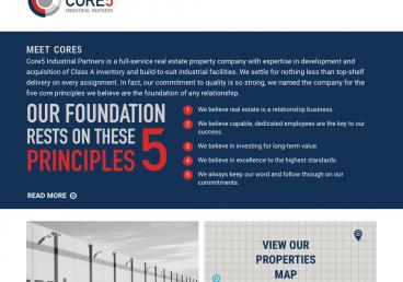Portfolio - Core5 Home
