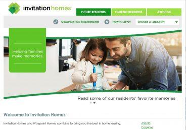 Invitation Homes Project
