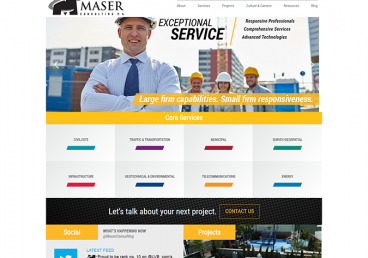 Maser Consulting Project